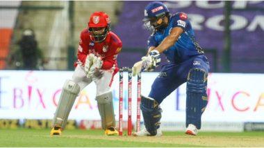 KXIP vs MI, IPL 2020: रोहित शर्माचे शानदार अर्धशतक,कीरोन पोलार्ड-हार्दिक पांड्याची फटकेबाजी; मुंबई इंडियन्सने KXIPला दिले 192 धावांचे टार्गेट