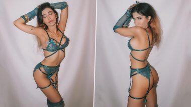 Sakshi Chopra Hot Photos: मॉडेल साक्षी चोप्राने केलं हॉट फोटोशूट; सेक्सी अदा पाहून व्हाल घायाळ; पहा फोटोज