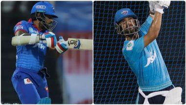RR vs DC, IPL 2020: शिखर धवन पुन्हा अपयशी, RR विरुद्ध अजिंक्य रहाणेला संधी न दिल्याने संतप्त नेटकऱ्यांनी दिल्ली व्यवस्थापनावर व्यक्त केली नाराजी