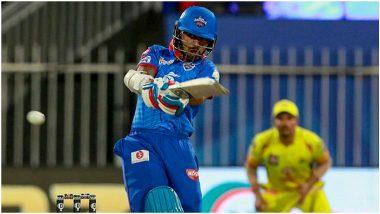 DC vs CSK, IPL 2020: शिखर धवनचा मास्टर स्ट्रोक! 'गब्बर'च्या शतकाने दिल्ली कॅपिटल्सने चेन्नई सुपर किंग्सवर 5 विकेटने केली मात