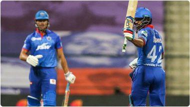 KXIP vs DC, IPL 2020: 'गब्बर' धमाका!शिखर धवनने ठोकले सलग दुसरे आयपीएल शतक, दिल्ली कॅपिटल्सचे किंग्स इलेव्हनसमोर 165 धावांचे आव्हान