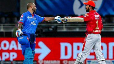 KXIP vs DC, IPL 2020: शिखर धवनचे विक्रमी शतक व्यर्थ, दिल्ली कॅपिटल्सला 5 विकेटने पराभवाचा झटका देत किंग्स इलेव्हनने मिळवला तिसरा विजय