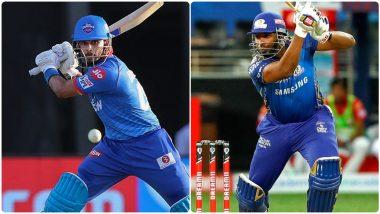 IPL 2020 Final Satta Bazar Predictions: आयपीएल पर्वातील अंतिम सामन्यासाठी सट्टा बजारात तेजी, MI vs DC साठी अधिक बोली लावताना तीव्र स्पर्धा