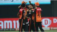 MI vs SRH IPL 2021 Match 9: सनरायझर्सची घातक बॉलिंग, पोलार्डच्या फटकेबाजीने हैदराबाद संघाला विजयासाठी 151 धावांचे लक्ष्य