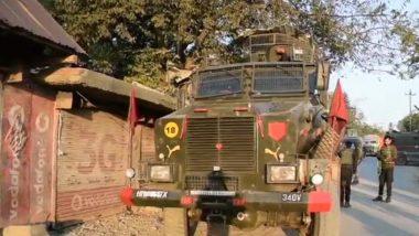 जम्मू कश्मीर: शेपिया भागात सुरक्षा दलाच्या चकमकीमध्ये 2 दहशतवादी ठार; सर्च ऑपरेशन सुरू