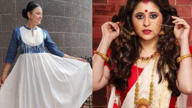 Navratri Colours 2020: शारदीय नवरात्रीच्या तिसर्या दिवशी आज पांढरा रंग; पहा मराठी सेलिब्रिटींचे खास लूक्स!