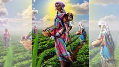 Navratri 2020 4th Day: अभिनेत्री तेजस्विनी पंडीत ने नवरात्रीच्या चौथ्या दिवशी शेतकरी महिलेच्या मनाची अवस्था साकारत कोविड योद्धांना केला सलाम!