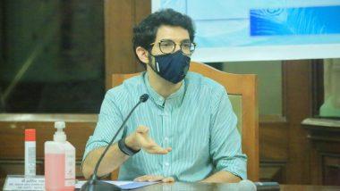 Aaditya Thackeray: शिवसेना कधीही इतरांसारखे लोककल्याणाच्या कामांमध्ये राजकारण करत नाही; पर्यावरण मंत्री आदित्य ठाकरे यांचा विरोधी पक्षाला टोला