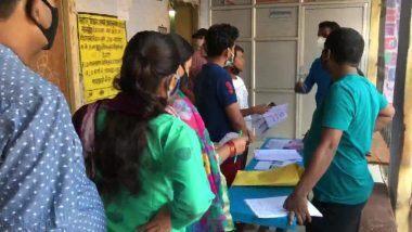 Bihar Assembly Elections 2020: बिहार विधानसभा निवडणूकीच्या पहिल्या टप्प्यातील  मतदानाला सुरूवात; कोविड 19 च्या सावटासाठी आज  71 जागांसाठी मतदान
