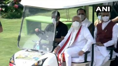 Arogya Van: गुजरातच्या केवाडिया मध्ये पंतप्रधान नरेंद्र मोदी यांच्या हस्ते 'आरोग्य वन' चं उद्घाटन; Statue of Unity जवळ असणारे हे हर्बल गार्डन पहा आहे कसे?