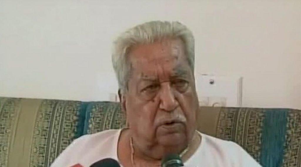 Keshubhai Patel Passes Away: गुजरातचे माजी मुख्यमंत्री केशुभाई पटेल यांचे निधन; वयाच्या 92 व्या वर्षी घेतला अखेरचा श्वास