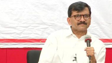 Bihar Elections 2020: बिहारच्या मुख्यमंत्री पदी तेजस्वी यादव आले तर आश्चर्य वाटणार नाही: शिवसेना नेते संजय राऊत