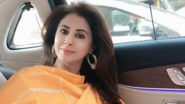 Urmila Matondkar On Farmer protest & Sharjeel Usmani:  शरजील उस्मानी शेतकरी आंदोलन यावर अभिनेत्री उर्मिला मातोंडकर यांची प्रतिक्रिया