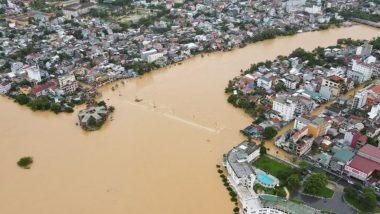 Vietnam Floods: 'व्हिएतनाम'मध्ये पावसाचा हाहाकार; पूर व भूस्खलनांमुळे 90 लोकांचा मृत्यू, 34 लोक बेपत्ता