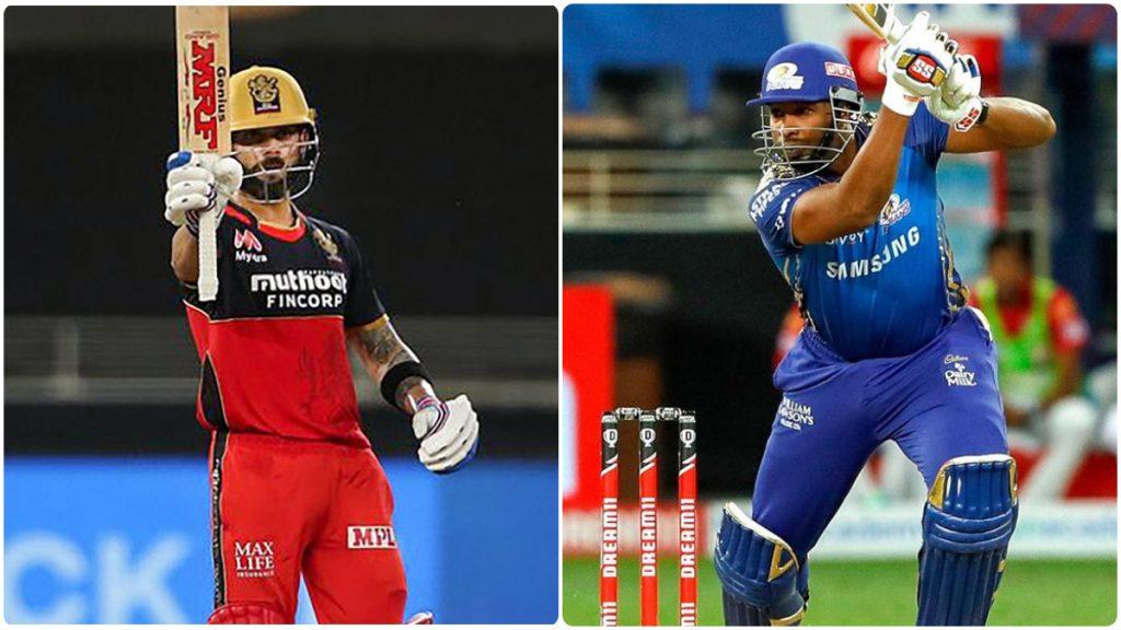 MI vs RCB,IPL 2020: मुंबई इंडियन्सने जिंकला टॉस, पहिले गोलंदाजीचा घेतला निर्णय; आरसीबी प्लेइंग इलेव्हनमध्ये3 बदल