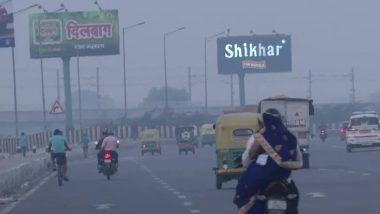 Delhi Air Pollution: दिल्ली-NCR मध्ये बिघडली हवेची गुणवत्ता, राजधानीत AQI पोहचला 264 वर