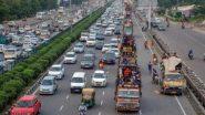 'Red Light On, Gaadi Off': दिल्लीमधील प्रदूषणाला आळा घालण्यासाठी ट्राफिक सिग्नल्सवर गाडी बंद ठेवण्याचे सरकारचे आवाहन; जनजागृतीसाठी मंत्री गोपाळ राय व इम्रान हुसेन यांची दिल्ली गेटला भेट