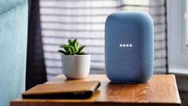 Google चा नवा Nest Audio स्मार्ट स्पीकर खास फिचर्ससह भारतात लॉन्च, 8 हजारांहून कमी किंमतीत खरेदी करा