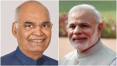 Gandhi Jayanti, Lal Bahadur Shastri Jayanti 2020 निमित्त राष्ट्रपती रामनाथ कोविंद, पंतप्रधान नरेंद्र मोदी यांच्यासह अनेक नेत्यांचे ट्विटच्या माध्यमातून विनम्र अभिवादन!