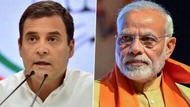 Bihar Assembly Elections 2020: मोदी यांनी लोकांवर आधी नोटाबंदी आणि नंतर जीएसटीची कुऱ्हाड मारली; राहुल गांधी यांची पुन्हा पंतप्रधानांवर टीका