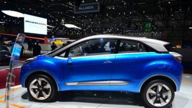 Tata कंपनी घेऊन येणार Mini SUV, टेस्टिंगच्या वेळी कारचा दिसला दमदार लूक