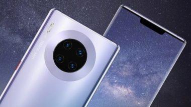 Huawei ने लॉन्च केला पावरफूल Mate 30E Pro स्मार्टफोन; जाणून घ्या किंमत आणि फिचर्स