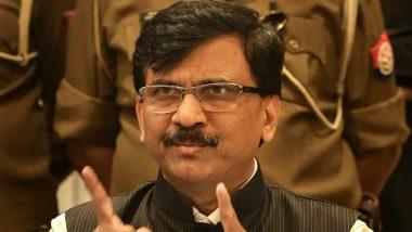 Sanjay Raut Admitted to Lilavati Hospital: शिवसेना खासदार संजय राऊत लीलावती रुग्णालयात दाखल; उद्या दुसऱ्यांदा होणार अँजिओप्लास्टी