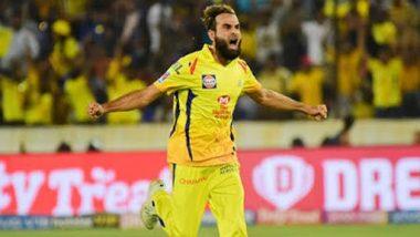 IPL 2020 Mid-Season Transfer: आयपीएलच्या तेराव्या हंगामात इमरान ताहिर याला संघात जागा नाही? चेन्नई सुपर किंग्जचे सीएओ काशी विश्वनाथन यांनी दिली 'अशी' माहिती