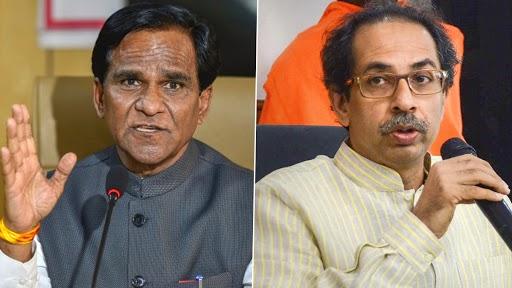 Raosaheb Danve criticizes Uddhav Thackeray: 'राजा घराच्या बाहेर आला पाहिजे, प्रजेत सामील झाला पाहिजे' मुख्यमंत्री उद्धव ठाकरे यांच्या नेतृत्वावर भाजप नेते रावसाहेब दानवे यांची टीका
