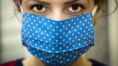 'मास्क' ठरू शकतं कोरोना विरुद्धची सामाजिक लस; रुमाल किंवा मास्क लावल्याने हवेतील कोरोना संसर्ग 7 ते 23 टक्क्यांनी कमी होऊ शकतो - संशोधन