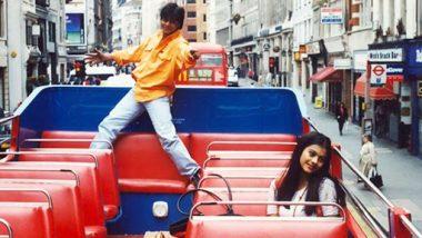 'Dilwale Dulhania Le Jayenge' चित्रपटाचे 25 वर्ष पूर्ण; 2021 मध्ये लंडनच्या लीसेस्टर चौकात शाहरुख खान आणि काजोल यांच्या कांस्य पुतळ्याचे अनावरण करण्यात येणार