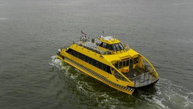 नागरिकांसाठी खुशखबर! लवकरच अवघ्या 40 मिनिटांत Water Taxi च्या माध्यमातून नवी मुंबई गाठता येणार