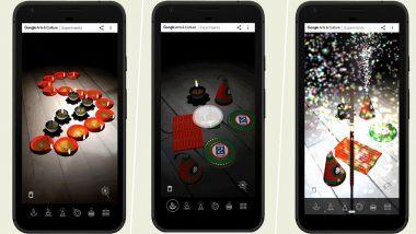 Google Virtual Diwali 2020: दिवाळी साठी गुगलचा नवा AR Experiment; जाणून घ्या, घरबसल्या कसे कराल ऑनलाईन सेलिब्रेशन?