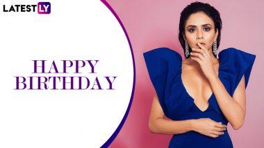 Amruta Khanvilkar Birthday: अभिनेत्री अमृता खानविलकर हिचा हा ग्लॅमरस लूक पाहून विसरून जाल बॉलिवूडच्या तारकांना, See Pics