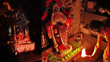 Kirnotsav 2020 Sohala: कोल्हापूरच्या महालक्ष्मी मंदिरामध्ये यंदाच्या किरणोत्सवाचा तिसरा दिवस; भक्तांना ऑनलाईन पाहता येणार सोहळा!