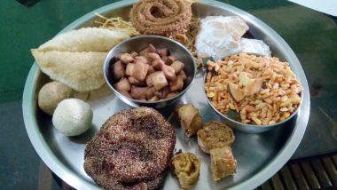 Diwali 2020 Diet Tips: दिवाळीत चकली, लाडू यांसारख्या फराळामध्ये यंदा करा 'हे' महत्त्वाचे बदल आणि घ्या आपल्या डाएटची काळजी