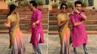 Karbhari Lay Bhari Title Song: कारभारी लय भारी च्या शीर्षक गीतावर थिरकले 'माझ्या नव-याची बायको' फेम शनाया आणि गुरुनाथ, Watch Viral Video