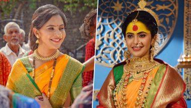 Karbhari Lay Bhari Serial: 'कारभारी लय भारी' मालिकेत कारभारीण बनलेली अनुष्का सरकटे याआधी दिसली होती देवी लक्ष्मीच्या भूमिकेत, वाचा सविस्तर
