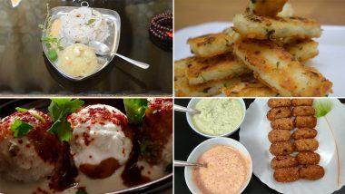 Kartiki Ekadashi Vrat Fast Recipes: यंदा कार्तिक एकादशी च्या व्रतासाठी घरी बनवा फराळी स्टिक, रताळे-बटाट्याचा शिरा यांसारखे उपवासाचे 'हे' खमंग पदार्थ, Watch Videos
