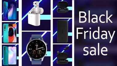 Xiaomi Black Friday Sale 2020 अंतर्गत स्मार्टफोन आणि अॅक्सेसरीज वर 10,000 रुपयांपर्यंत डिस्काऊंट; Amazon India वरुन करु शकता खरेदी