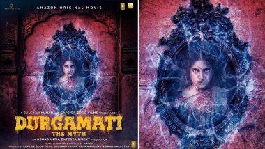 Durgamati Release Date: भूमि पेडणेकर हिची प्रमुख भूमिका असलेल्या 'दुर्गामती' चित्रपटाची रिलीज डेट आली समोर, अभिनेत्रीने सोशल मिडियावरुन दिली माहिती
