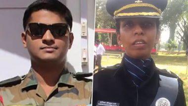कौतुकास्पद! भारतीय शहीद मेजर कौस्तुभ राणे यांच्या वीरपत्नी कनिका राणे यांची लष्करात लेफ्टनंट पदी नियुक्ती