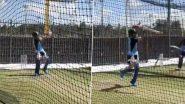 IND vs AUS 2020-21: विराट कोहलीने पहिल्या वनडेपूर्वी ऑस्ट्रेलिया संघाला दिली वॉर्निंग, नेट्समध्ये केली हिटमॅन स्टाइल फटकेबाजी, पहा Video