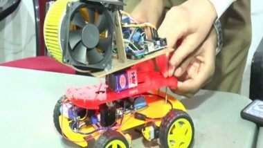 Air Purifier Robot: कानपूर येथील शालेय विद्यार्थ्याने विकसित केला हवा शुद्ध करणारा अनोखा रोबोट; 'ही' आहे खासियत