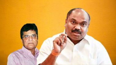 Anil Parab on Kirit Somaiya: माझ्यावरील आरोप खोटे असल्याचे लवकरच सिद्ध होईल- अनिल परब