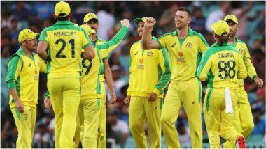 BAN vs AUS Series 2021: बांगलादेश दौर्यावर पाच टी -20 सामने खेळणार ऑस्ट्रेलिया संघ, पाहा संपूर्ण वेळापत्रक