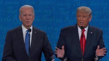 US Presidential Election 2020 Results: अमेरिकेच्या राष्ट्राध्यक्षपद निवडणूकीची मतमोजणी सुरू; Donald Trump की Joe Biden कोण मारणार बाजी?