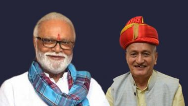 Chhagan Bhujbal speech Nashik: राज्यपाल भगत सिंह कोश्यारी यांच्या उपस्थितीतर नाशिक जिल्ह्याचे पालकमंत्री छगन भुजबळ यांची टोलेबाजी