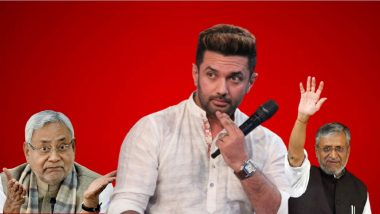 Chirag Paswan: चिराग पासवान यांनी तहात कमावले, लढाईत गमावले? 'किंगमेकर' हा केवळ कल्पनेचा मनोरा? Bihar Assembly Election Result 2020 प्राथमिक कल काय सांगतोय पाहा