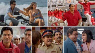 Coolie No 1 Trailer: वरुण धवन आणि सारा अली खान यांचा कुली नंबर 1 चित्रपटाचा धमाकेदार ट्रेलर आला समोर, हसून व्हाल लोटपोट
